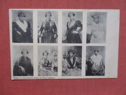 Types Of The Middle Class West Indians  Ref 3767 - Amérique