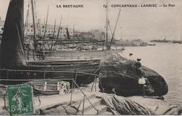 CONCARNEAU  LAURIEC  LE PORT - Concarneau