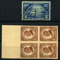 Estados Unidos Nº 255, 259b. Año 1924/31 - Ongebruikt