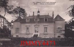 CPA - Sucé - Château De Montretraict ( Arr. De Châteaubriant 44 Loire Inf. ) N° 915 - Edit. F. Chapeau Nantes - Andere Gemeenten