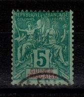 Guinee - YV 4 Oblitere , Type Groupe - Guinée Française (1892-1944)