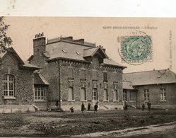 St - Brice  En  Coglès -  L' Hôpital. - Autres Communes