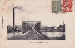 Seveux L'usine Et Le Pont - France