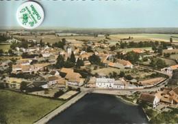 89 - Carte Postale Semi Moderne De   CUSSY LES FORGES    Vue Aérienne - Other Municipalities