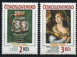 1988 Czechoslovakia MNH - Mi 2975-2976 ** MNH - Ungebraucht