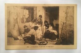 30345 Il Venditore D 'ostriche - Personen