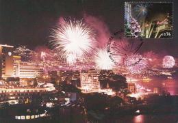 Portugal / Madeira Maximum Card - Celebrations