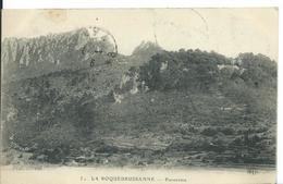 LA ROQUEBRUSSANNE   ( VAR )    PANORAMA - La Roquebrussanne