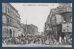 PARIS  XIIIe -  Rue Nationale - Distretto: 13
