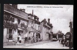 77, Samois Sur Seine, Avenue De L'hotel De Ville - Samois