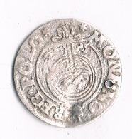 DREIPOLCHER  1625? (2jaardatums) BROMBERG  POLEN /9220/ - Pologne
