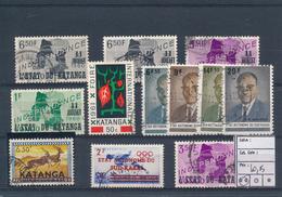 KATANGA SOUTH KASAI USED SELECTION - Katanga