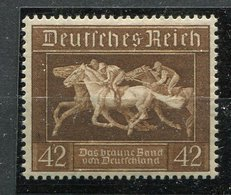 Allemagne  **  N° 579 - 3° Ruban Brun - Unused Stamps