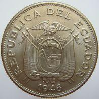 LaZooRo: Ecuador 1 Sucre 1946 UNC - Ecuador
