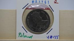 Poland 100 Zlotych 1985 Polish Rulers Series - King Przemysław II Y#155 - Polonia