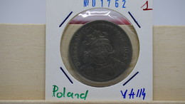 Poland 50 Zlotych 1980 Bolesław I Chrobry Y#114 - Pologne