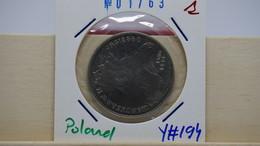 Poland 500 Zlotych 1989 Władysław II Jagiełło Y#194 - Polonia