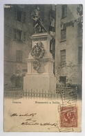 Cart 5 Genova - Monumento A Balilla - Genova