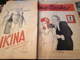 AUX ECOUTES / BLUM MARIANNE 1 AVRIL - 1900 - 1949