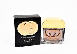 Miniatures De Parfum GUCCI  GUILTY INTENSE  De GUCCI   EDP  5  Ml + BOITE - Miniatures Femmes (avec Boite)