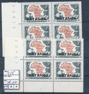 KATANGA COB 4/5 MNH - Katanga