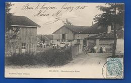 ECLARON    Manufacture De Roues   Animées        écrite En 1905 - France