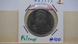 Poland 50 Zlotych 1979 Duke Mieszko I Y#100 - Polonia