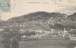 CPA   73  LA BRIDOIRE -    M 212  -VUE GENERALE ECRITE EN 1904 - Sonstige Gemeinden
