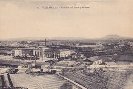 Cpa-esp-valladolid-estacion Del Norte Y Talleres-edi ... N°21 - Valladolid