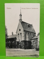 Ratibor, Herzogl.Ratiborer Schlosskapelle. Raciborz - Polen