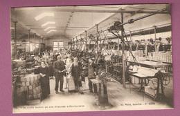 Cp Anould - Papeteries Du Souche - Vue D'une Partie De Nos Ateliers D'enveloppes - édit Weick N°15051 - Anould