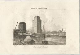Port De La Rochelle - Stampe & Incisioni