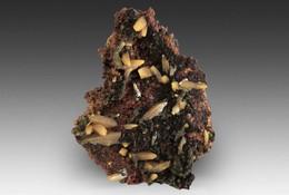 Wulfenite Et Mimetite Mapimi, Durango: 95 Euros - 50 % - Minerali
