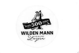 Switzerland: Hotel Hotel Wilden Mann, Luzern - Hotelkarten