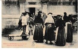 Haute Saône SEMUR EN BRIONNAIS Le 19 Janvier 1907 Expulsion Du Petit Séminaire  3 - Autres Communes