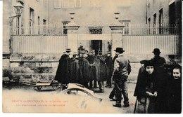 Saône Et Loire SEMUR EN BRIONNAIS Le 19 Janvier 1907 Expulsion Du Petit Séminaire  4 - Autres Communes