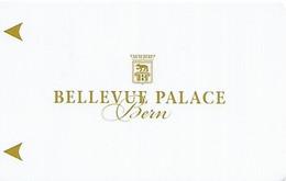 Switzerland: Hotel Bellevue Palace Bern, Bern - Hotelkarten