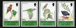 Pitcairn, Yvert YT 356/359**, Scott 343/346**, MNH - Timbres