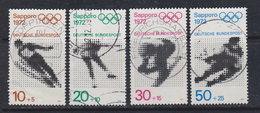 BRD-Germany 1971 / Mich: 680-83/ Xy595 - Gebruikt