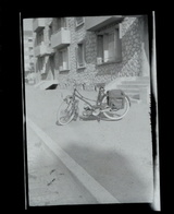 Negatif Photo Ancienne - Mobylette - Automobili