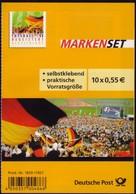 88I MH Fußball Begeistert Deutschland 2012, ** - [7] Repubblica Federale
