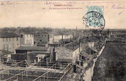 S3462 Cpa 94 Arcueil Cachan - La Bièvre Et Les Blanchisseries - Arcueil
