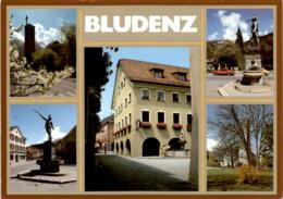 Bludenz - 5 Bilder (810) * 25. 7. 1996 - Bludenz