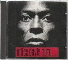 Miles Davis  - TUTU - 8 Titres - Jazz