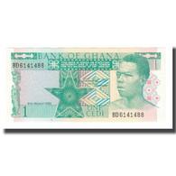 Billet, Ghana, 1 Cedi, 1982, 1982-03-06, KM:17b, NEUF - Ghana
