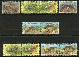 Pitcairn, Yvert YT 407/416**, Scott 389/398**, MNH - Timbres