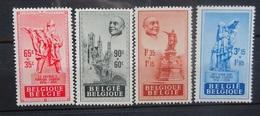 BELGIE 1948    Nr. 781 - 784    Postfris **    CW  16,00 - Bélgica