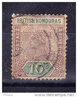 HONDURAS BRITANNIQUE YT 52 OBL CANCELED. (4A124) - Honduras Britannique (...-1970)