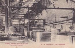Val-des-Bois Harmel Frères Filature De Laine Teinturie Vue D'ensemble - Francia