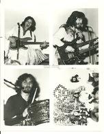 PHOTO PRESSE 18X24 / STAMPEDERS - ROCK CANADA 1980 - Célébrités